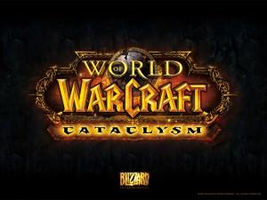 wow cataclysm logo